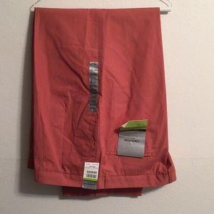 Claiborne luxury poplin pants NWT size 44-32